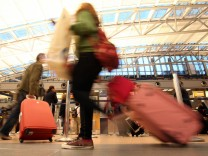 Fluglotsenstreik abgesagt - Flughafen Hamburg