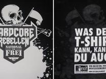 Nazi, Shirt, Waschen