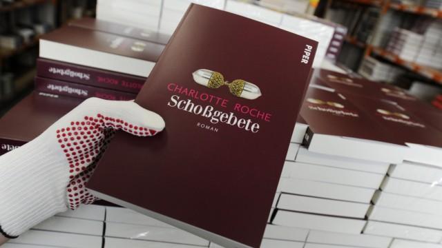 'Schoßgebete' - neues Buch von Charlotte Roche
