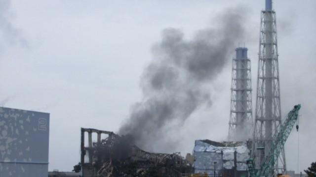 Katastrophe von Fukushima Erdbeben in Japan