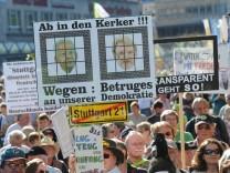 Stuttgart 21 - Montagsdemo
