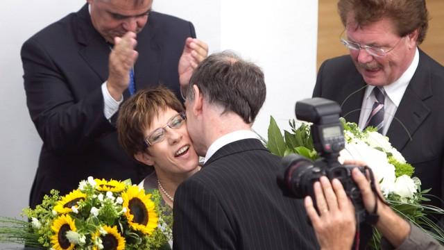Wahl des neuen Ministerpraesidenten im Saarland