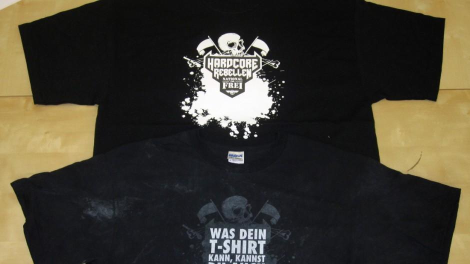 Neonazis mit Trojaner-T-Shirts überlistet