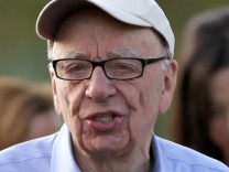 File photo of News Corp Chairman Rupert Murdoch at the the Allen and Company Sun Valley Conference in Sun Valley, Idaho