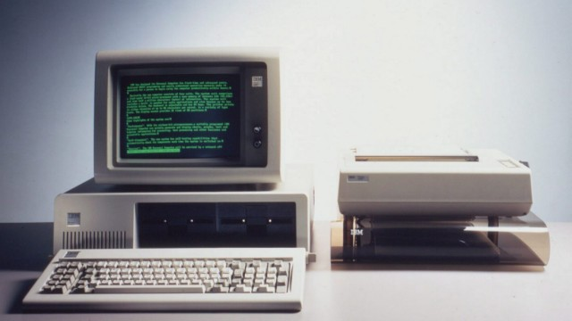 Zum 30. Geburtstag ein Abgesang auf die PC-Ära