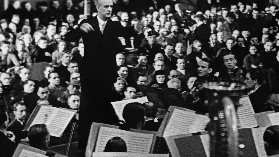 Wilhelm Furtwängler, 1942