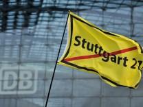 Grün-Rot will Stellungnahme der Stuttgart-21-Partner