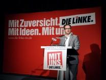 Parteitag der Nordost-Linken