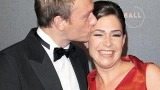 Lindner machte Freundin Heiratsantrag auf Serviette
