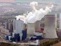 Braunkohlekraftwerk Niederaußem