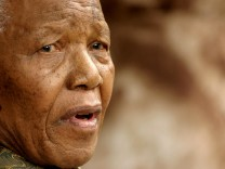 Nelson Mandela, one of Africa's most committed campaigners in the battle against AIDS , announces that his only surviving son had succumbed to the disease