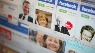 Politiker in Online-Portalen