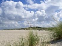 Deutschland ganz oben - Spazierengehen am Sylter Ellenbogen