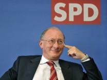 Pk mit dem scheidenden SPD-Fraktionschef Maget