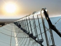 Pläne für Strom aus der Wüste