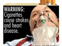 Smoking Warning USA