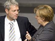 Norbert Röttgen CDU Angela Merkel, dpa