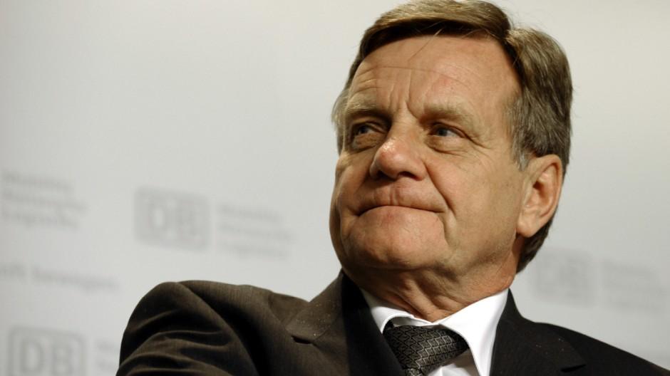Mehdorn wird Interimsnachfolger von Air-Berlin-Vorstandschef Hunold