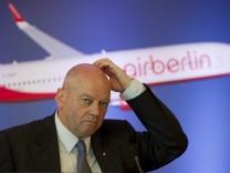 Air-Berlin-Vorstandsvorsitzender Hunold legt Amt nieder
