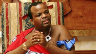 SWAZILAND-POLITICS-KING