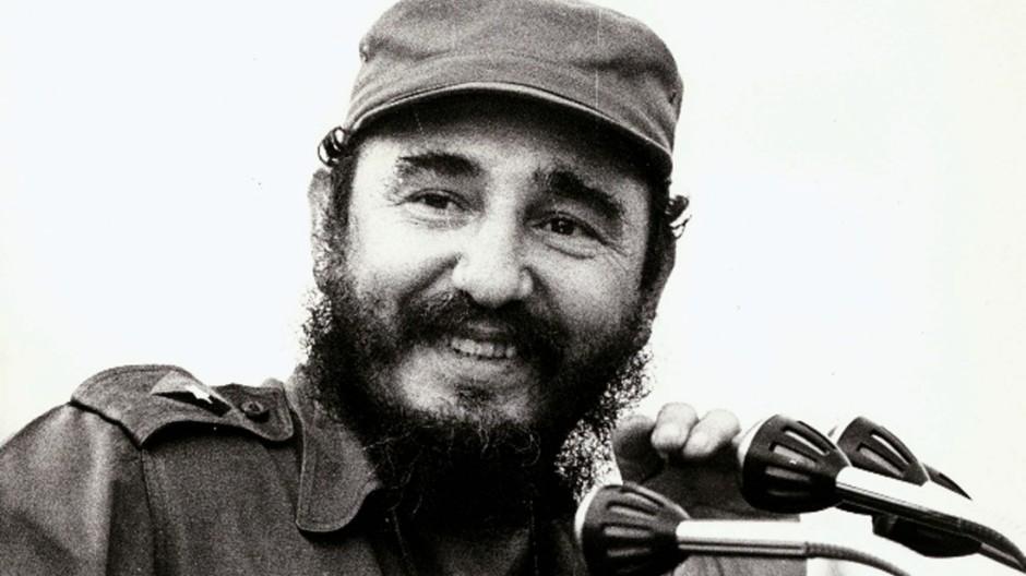 Die Linke Geburtstagbrief für Castro