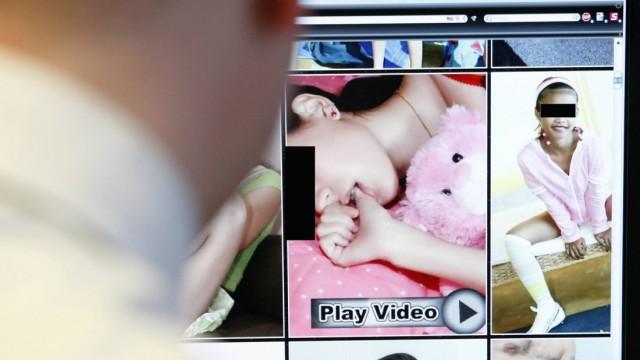 Abruf von Kinderpornografie im Internet soll strafbar sein
