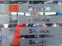 Servicecenter der Deutschen Bahn