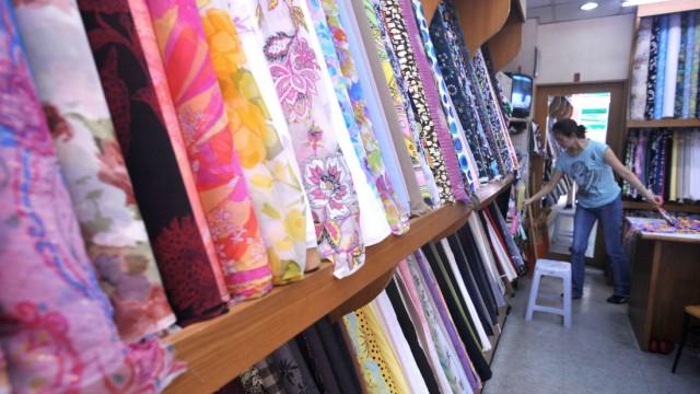 Nachhaltigkeit Umweltverschmutzung in Textilbranche