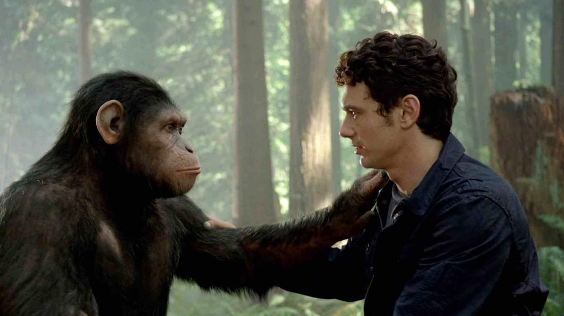 Wissenschaft Im Film Planet Der Affen Wenn Affen Den Menschen