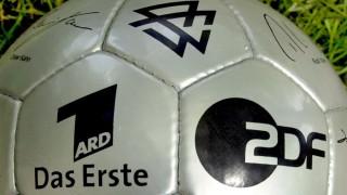 ARD/ZDF FERNSEH-ÜBERTRAGUNG DER FUßBALL-WM