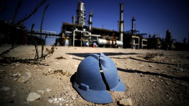 Libyens Wirtschaft wächst durch Ölproduktion um 100 Prozent