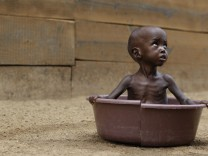 Die Hungersnot in Ostafrika