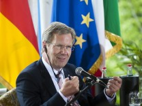German President Wulff And First Lady Bettina Wulff To Visit Italy