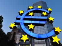 Leitzins im Euro-Raum unverändert