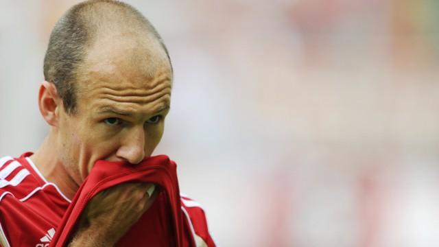 Heynckes regt Pause fuer Robben an