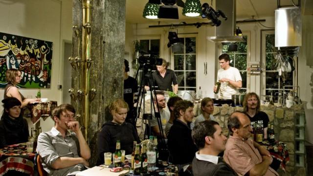 Konspirative Küchenkonzerte Küchenkonzerte bei ZDF Kultur