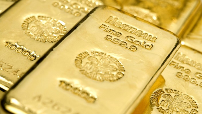 Goldpreis springt auf Rekordhoch