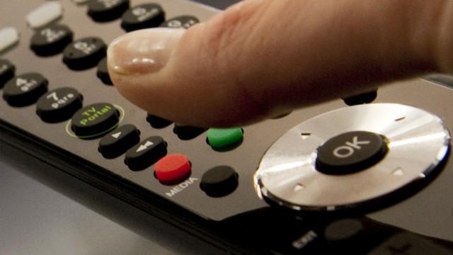 Fernbedienung Fernsehen Internet
