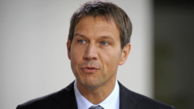 Telekom-Vorstandsvorsitzender Rene Obermann ist 'Sprachpanscher des Jahres'