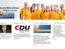 CDU Homepage