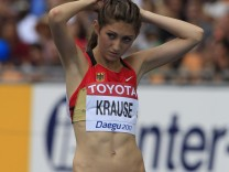 IAAF WM Leichathletik in Südkorea