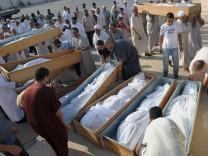 Beerdigung in Tripolis