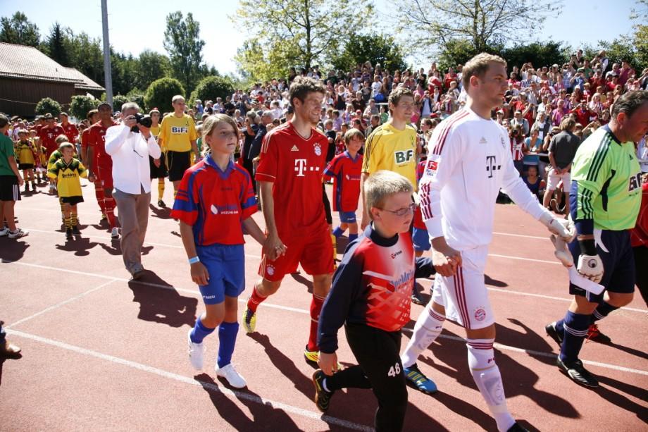 Penzberg Fc Bayern Zu Gast Elfmeterschießen Gegen Thomas