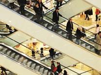 Einzelhandel am ersten Adventswochenende