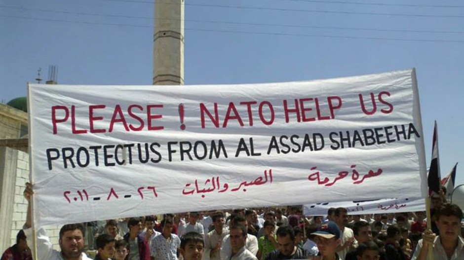 Assad Unruhen in Syrien