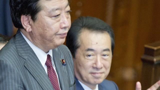 Japan Prime Minister Noda