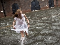 New York City Hit By Hurricane Irene