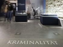"""Ausstellung """"Gefährliches Pflaster"""" des LVR-Römermuseums in Xanten"""