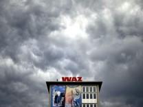 Bei WAZ-Gruppe bahnt sich Veraenderung der Eigentumsverhaeltnisse an