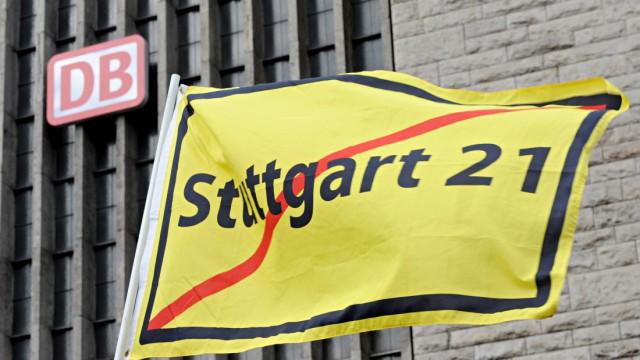 Montagsdemonstration gegen Stuttgart 21